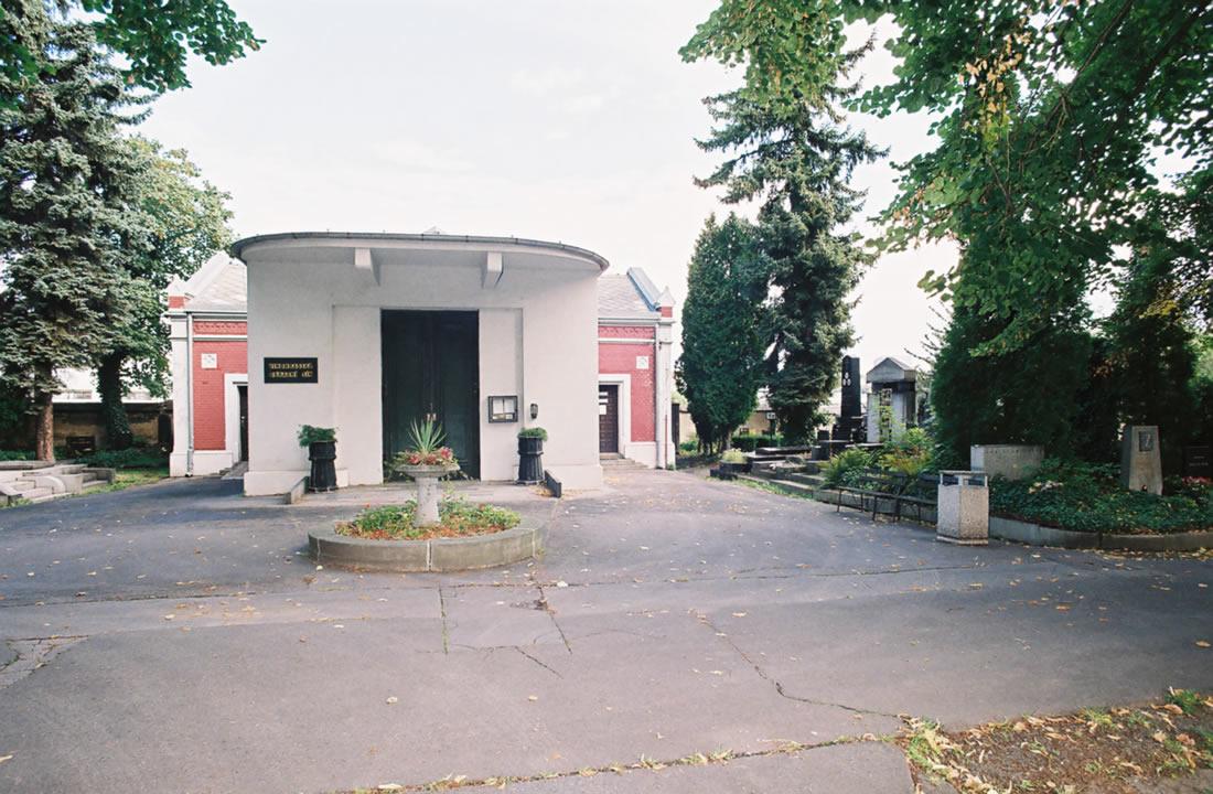 Pohřební služba Atropos s.r.o. Praha Obřadní síň Vinohradská obřadní síň
