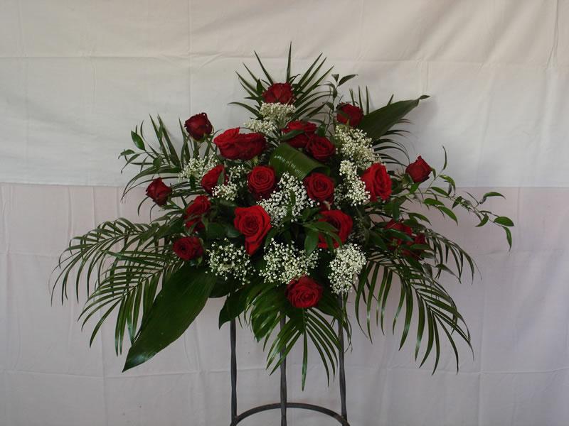 Květinové aranžmá 1