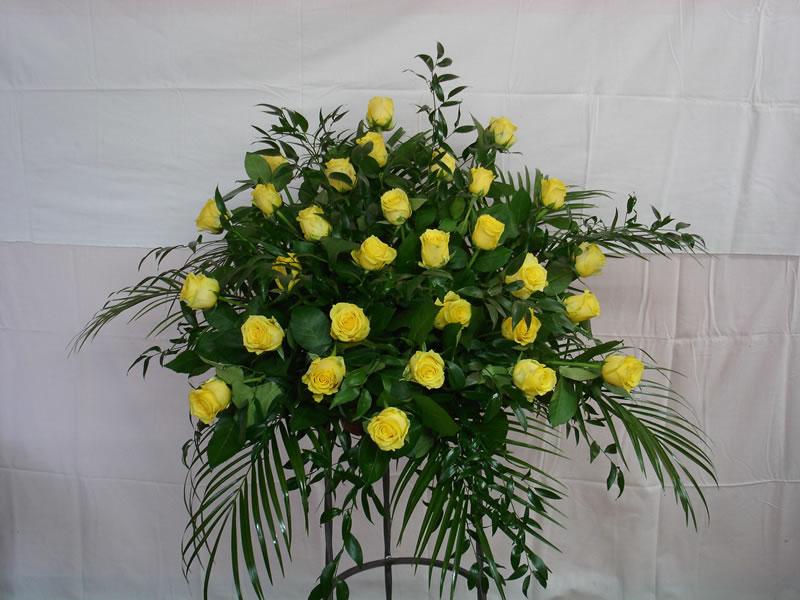 Květinové aranžmá 2