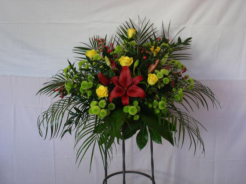 kvetinova aranzma 10 L